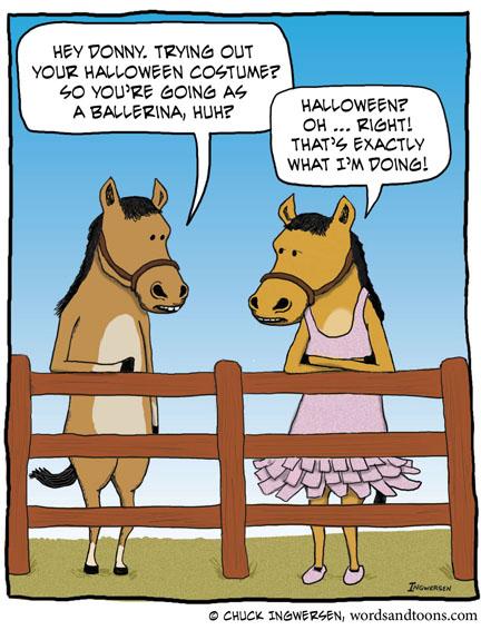 hween-horses